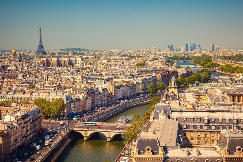 Посетить Париж Франция