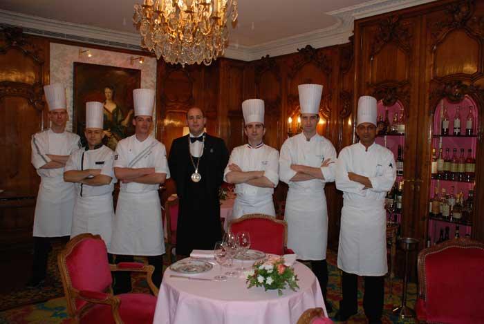 Рестораны курорта Ницца