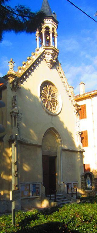 Леринское аббатство Валлорис